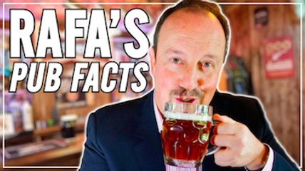 Watch: Rafa's Pub Facts – Over-reliant Spurs & The new 'SAS'