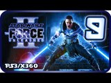Star Wars: The Force Unleashed 2 Walkthrough Part 9 (PS3, X360, PC) No Commentary