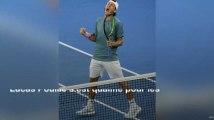 Lucas Pouille qualifié en quarts à l'Open d'Australie