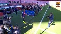 Les jongles de Kevin-Prince Boateng au Camp Nou