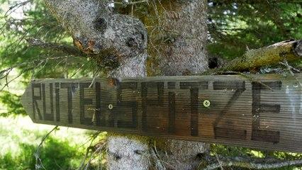 Bergtour im Lechtal: Ruitelspitzen Überschreitung