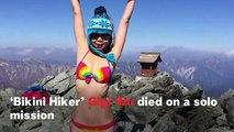 'Bikini Hiker' Gigi Wu Dies After Fall At National Park