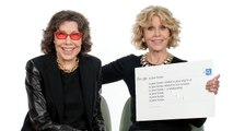 Jane Fonda & Lily Tomlin Answer the Web's Most Searched Questions
