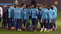 Le bizutage de Kévin-Prince Boateng au Barça