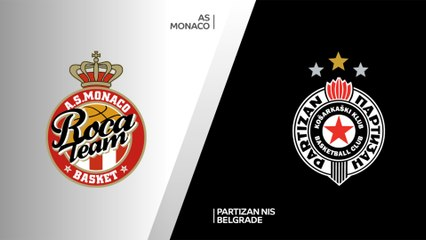 7Days EuroCup Highlights Top 16, Round 4: Monaco 68-71 Partizan