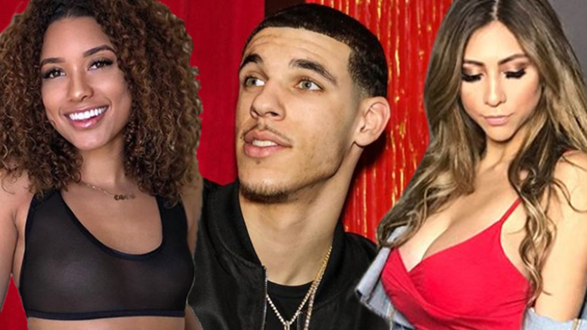 Lonzo Ball S Baby Mama Denise Garcia Tells His New Girl To Pull Up To Fight Her Video Dailymotion