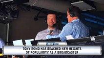 Tony Romo's Unique Color Commentating Has Earned Him A Raise