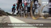 Cyclisme/Tour de France: Romain Bardet confiant
