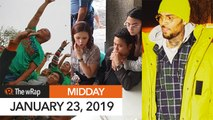 Cotabato City votes to join BARMM | Midday wRap