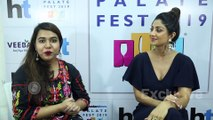 Shilpa Shetty - Her Mother's Sky News Interview 1 - video