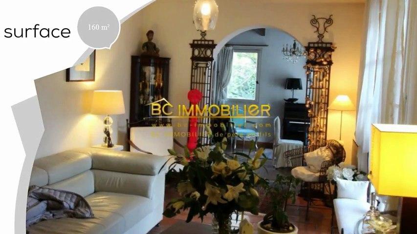 A vendre - Maison/villa - Marseille (13012) - 7 pièces - 160m²