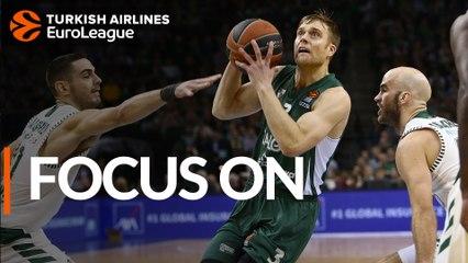 Focus on: Nate Wolters, Zalgiris Kaunas