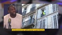 """La colère des Français """"s'exprime depuis deux mois, mais ça fait des années que ça dure"""", pour Omar Sy"""
