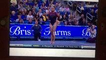 Women's college gymnastics