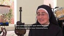 Découvrez les Siervas, le groupe de sœurs chrétiennes qui va faire rocker les JMJ