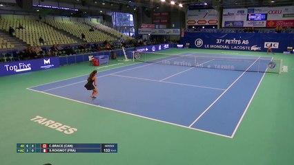 Eli vs Tapalamis - Les Petits As  2019 - Centre Court