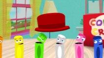 Colores en Español Para Niños | La Pandilla de Colores - Aprende Los Colores | Baby First Español
