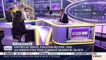 Le club immo (1/2): Virginie Grolleau VS Bruno Monier-Vinard - 23/01