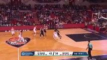 Basket : le bras roulé du milieu du terrain d'Ivan Strebkov en Ligue des Champions