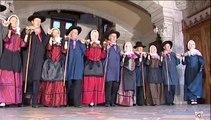 La Bourrée des Batons  par le groupe folklorique  la bourrée du CARLADES