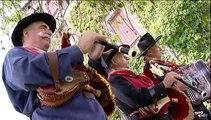 La Bourrée du Fel  par le groupe folklorique  la bourrée du CARLADES