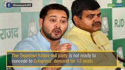 RJD considers Congress-less alliance in Bihar over latter's