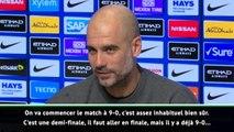 """League Cup - Guardiola : """"Le match aller n'était pas parfait"""""""