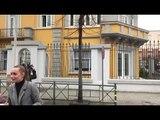 Studentët, vezë dhe bojra drejt Ministrisë së Arsimit  - Top Channel Albania - News - Lajme