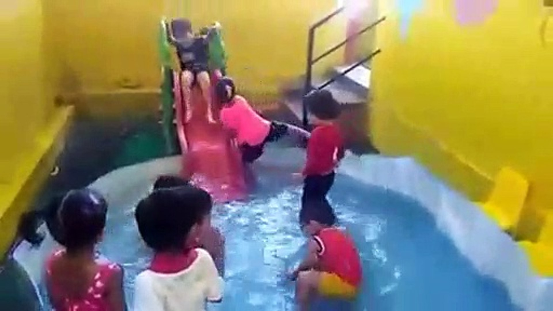 Pool Party Summer Camp Activities For Kids In India