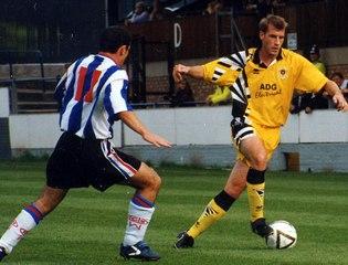 Worcester City v Yeovil Town FC