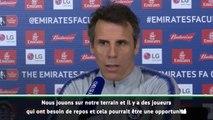 """Chelsea - Zola : """"Higuain pourrait jouer dimanche"""""""