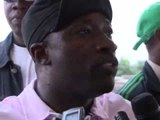 Charles Ble Goude urges attack on Ouattara