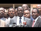 The journey we started is unstoppable – Raila