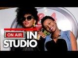 Yemi Alade talks of her musical inspiration to Kui Gitei