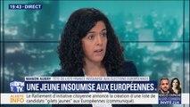 """Liste Gilets Jaunes: pour Manon Aubry (LFI), """"c'est toujours une bonne nouvelle quand des personnes s'engagent en politique"""""""