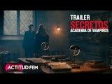 Secretos - Academia de Vampiros Escena de la Película | ActitudFem