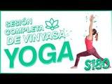Clase de Yoga: Vinyasa Yoga y meditación guiada | Salud180