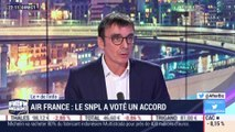 L'invité de l'actu: Air France, le SNPL a voté un accord - 23/01