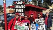 Los Angeles Teachers Return To Class After Strike