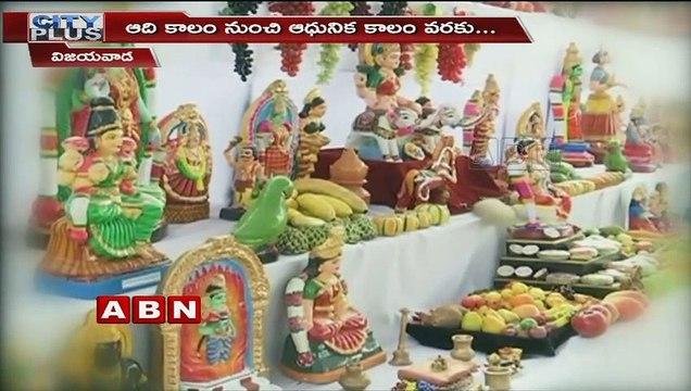 Bommala Koluvu Show attracts Visitors | Vijayawada