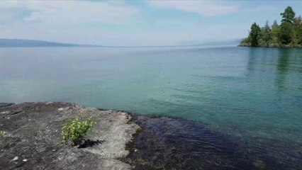 Travel Track On Sirk TV: FLATHEAD LAKE CHARTER SERVICE [Polson, Montana]