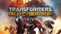 Transformers Fall of Cybertron Chapter 1 — The Exodus (MAX PC)