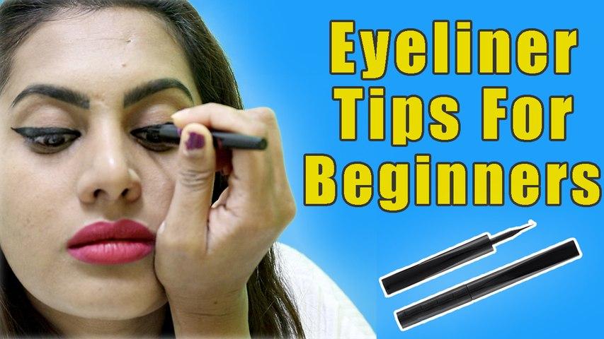 4 Easy DIY Eyeliner Tips For Beginners | Boldsky