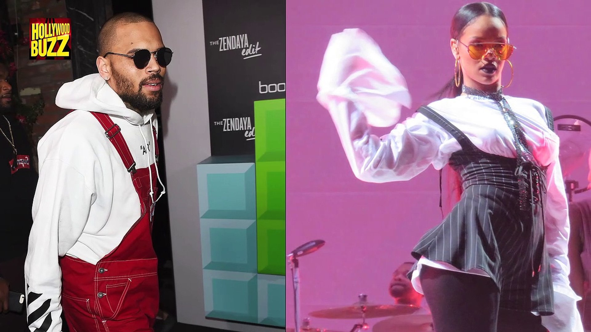 Rihanna Feels Horrible For Chris Brown After Physical Abuse Allegation