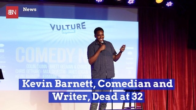 Comedian Kevin Barnett Suddenly Dead At 32 In Mexico