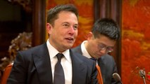 Elon Musk's Starship Prototype Knocked Down By Strong Winds
