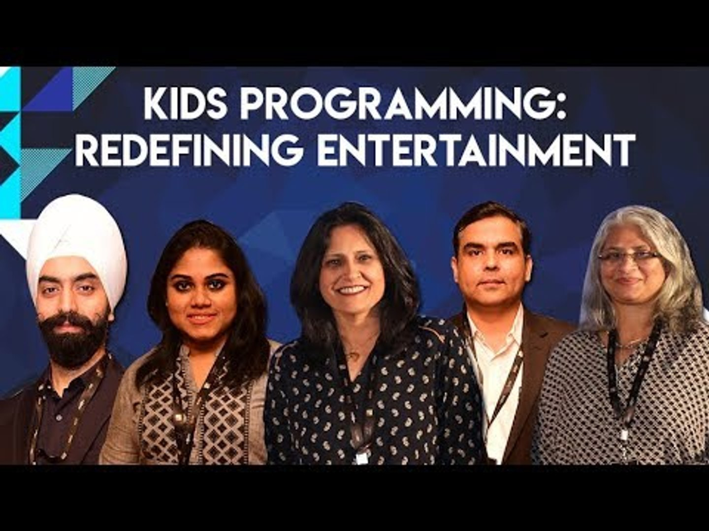 TV-Video Summit and Awards: Session on 'Kids Programming: Redefining Entertainment'