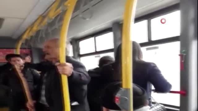 Sivaslı Aşıktan Otobüste Konser, Yolcular Neye Uğradığını Şaşırdı