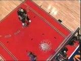 NBA All star -  vince carter slam dunk 2000