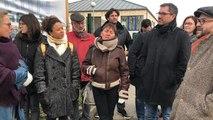 Les professeurs du collège André Malraux sont en grève